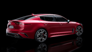 Kia Stinger Free Download