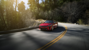 Kia Stinger Free Hd Wallpapers