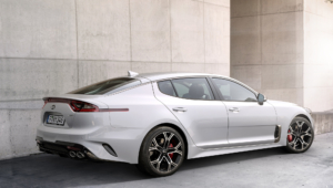 Kia Stinger High Definition