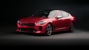Kia Stinger High Quality Wallpapers