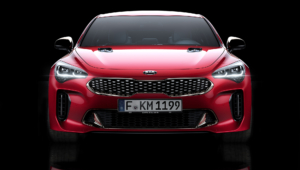 Kia Stinger Wallpaper For Laptop