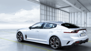 Kia Stinger Wallpapers And Backgrounds