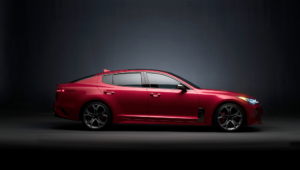 Kia Stinger Widescreen