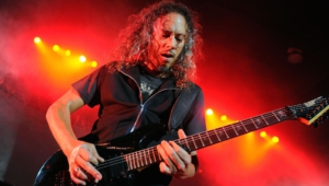 Kirk Hammett Photos