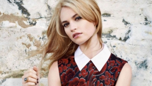 Lily James High Definition Wallpapers