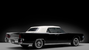 Lincoln Continental Background