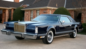 Lincoln Continental High Definition