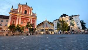 Ljubljana Computer Backgrounds
