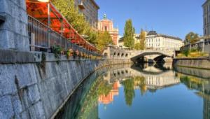 Ljubljana Desktop Wallpaper