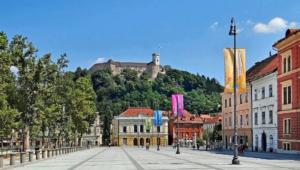 Ljubljana Wallpaper