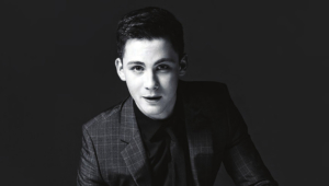 Logan Lerman High Quality Wallpapers