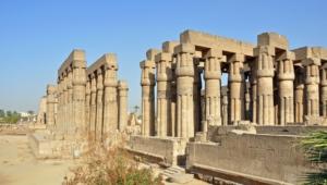 Luxor Hd Background