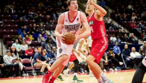Maine Red Claws Widescreen