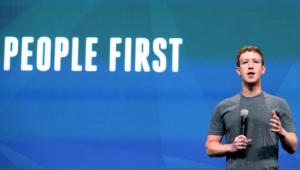 Mark Zuckerberg 4k