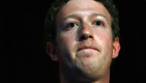 Mark Zuckerberg Background