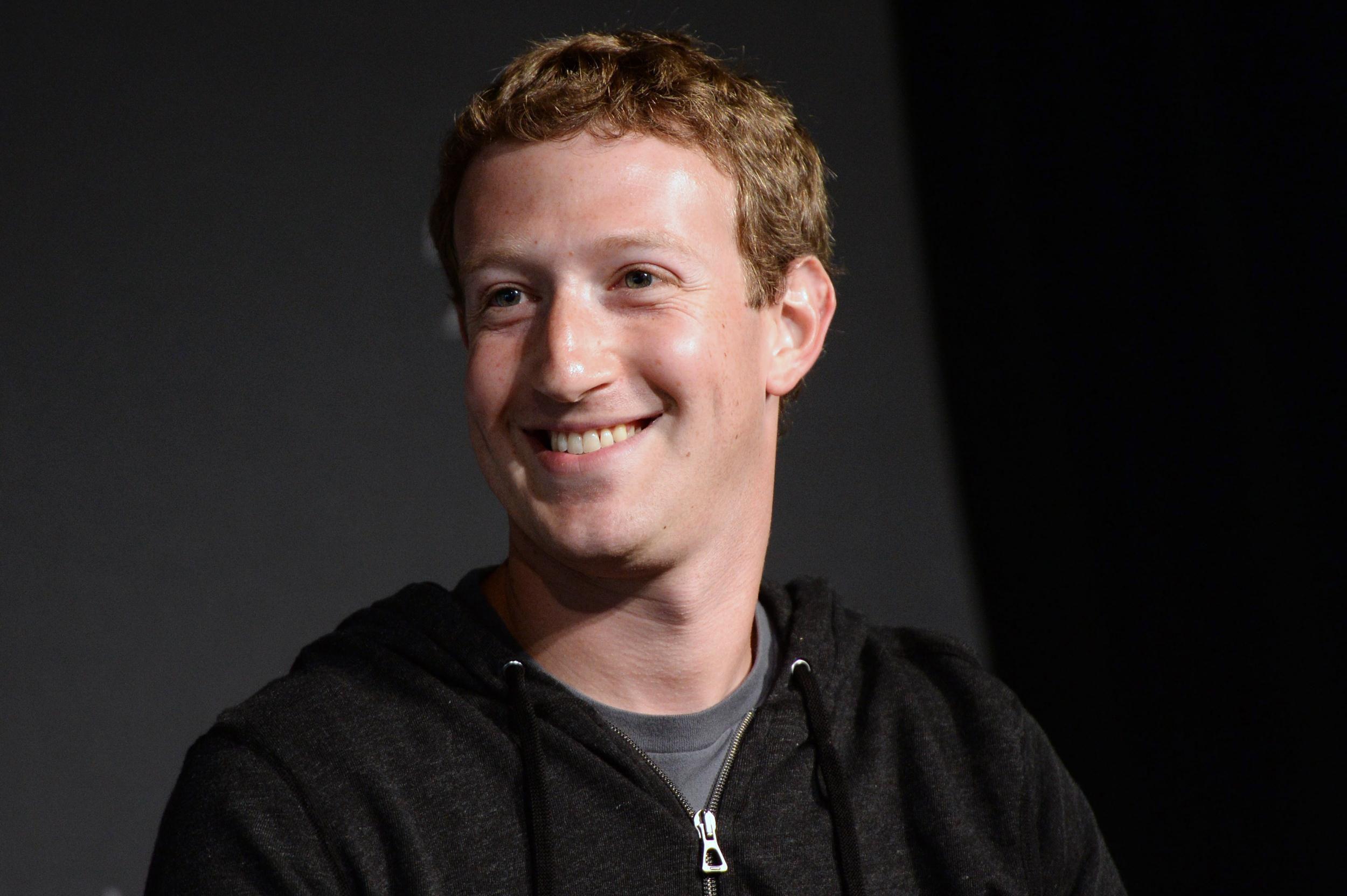 Mark Zuckerberg - Risk taker -