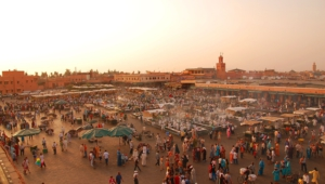 Marrakech Hd Background