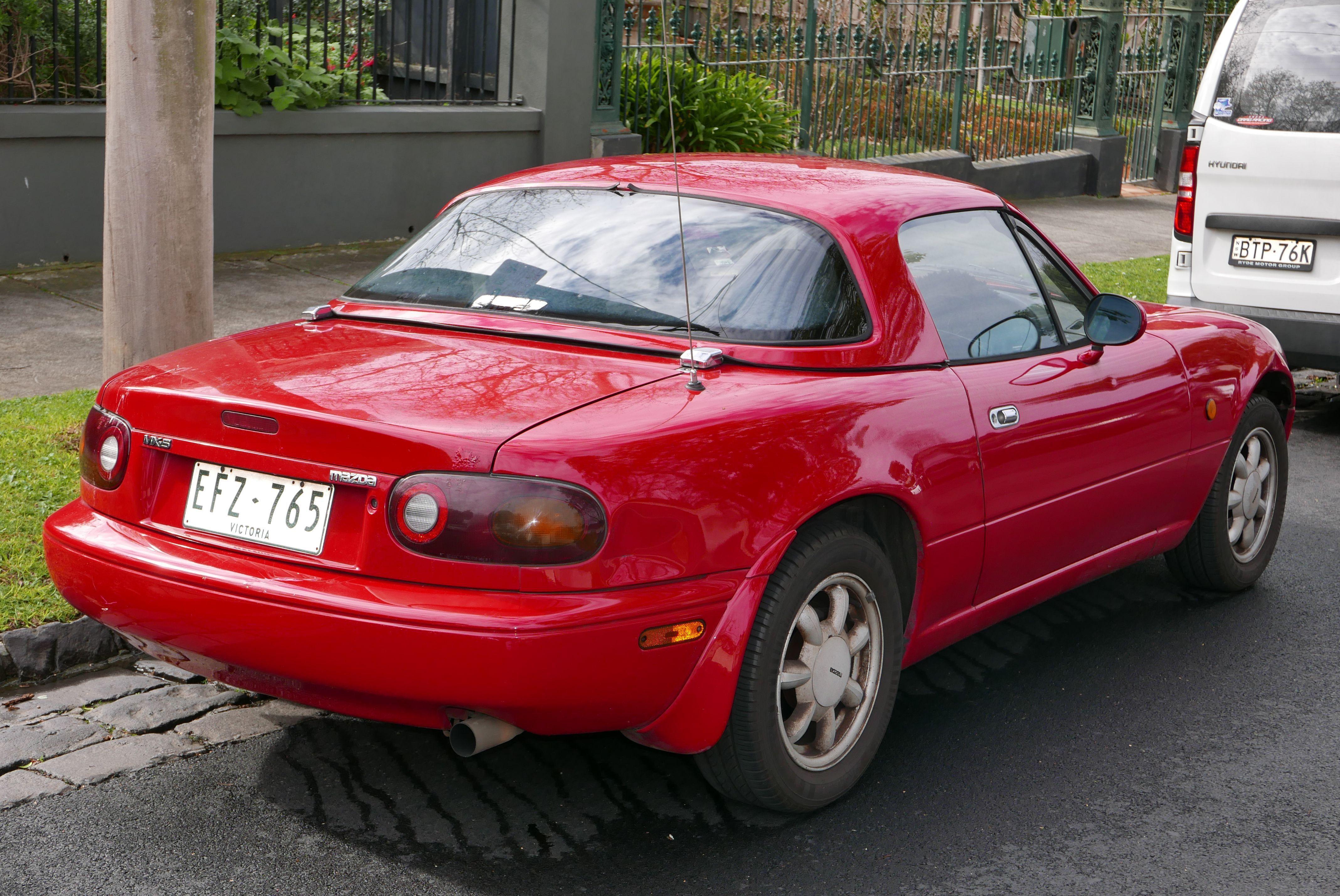 Mazda Miata Wallpapers
