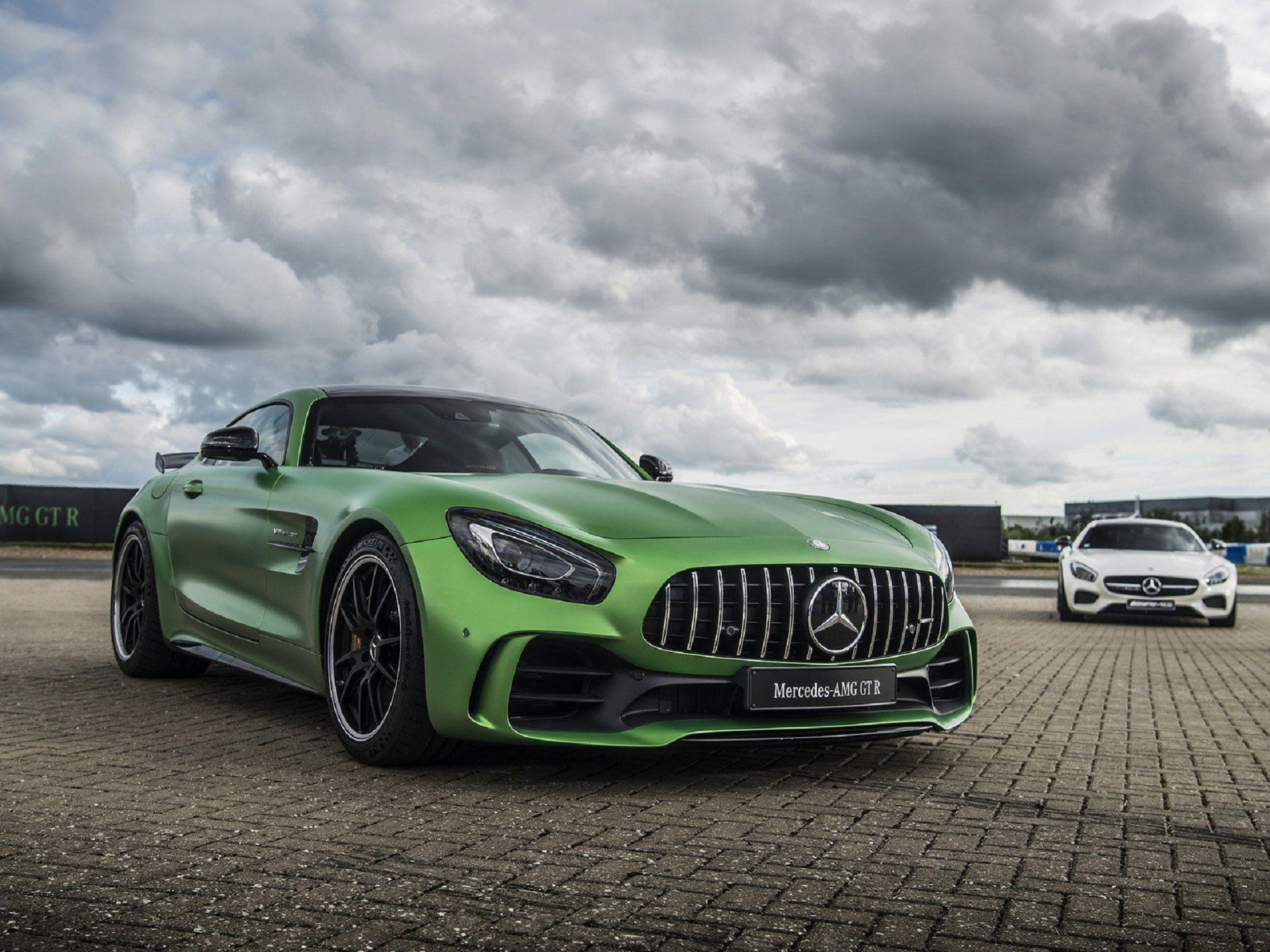 Mercedes Amg Gt Desktop