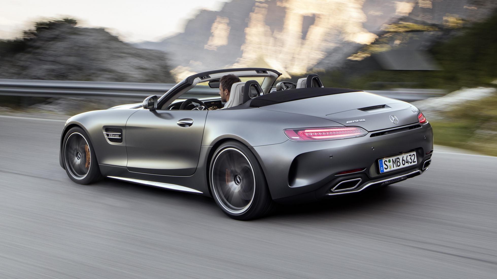 Mercedes Amg Gt Hd