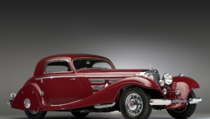 Mercedes Benz 540k Hd Wallpaper