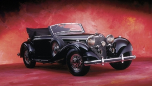Mercedes Benz 540k Images