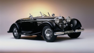 Mercedes Benz 540k Pictures