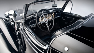 Mercedes Benz 540k Wallpapers
