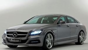 Mercedes Benz Cls Class Hd Wallpaper