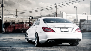 Mercedes Benz Cls Class High Definition Wallpapers