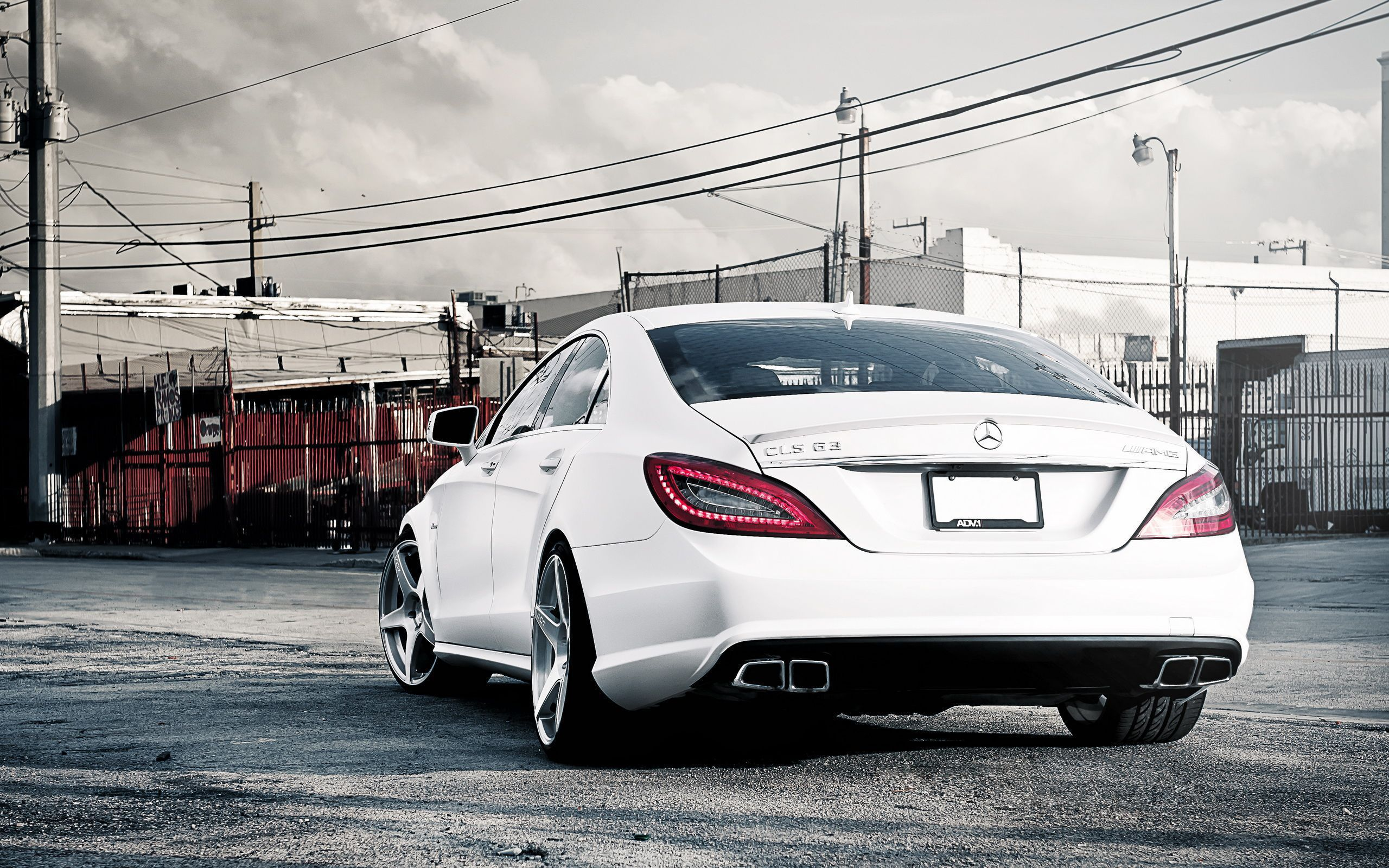 Mercedes-Benz CLS-Class Wallpapers Images Photos Pictures ...