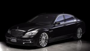 Mercedes Benz S Class Background