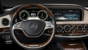 Mercedes Benz S Class Wallpapers
