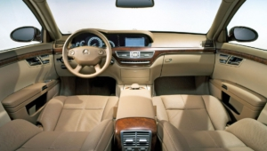 Mercedes Benz S Class Widescreen