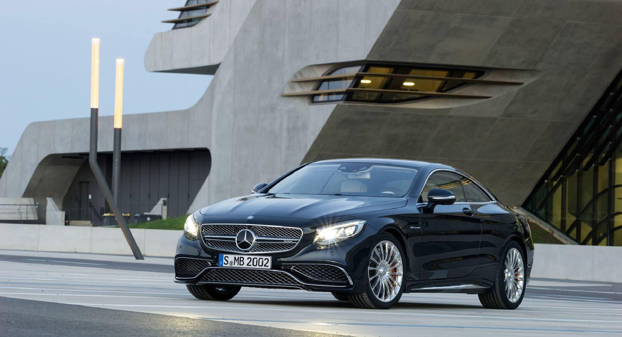 Mercedes Benz S65 Amg Wallpapers Images Photos Pictures