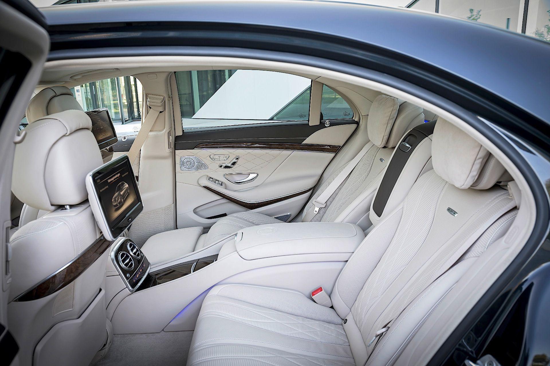 Mercedes Benz S65 Amg Full Hd