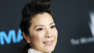 Michelle Yeoh Photos