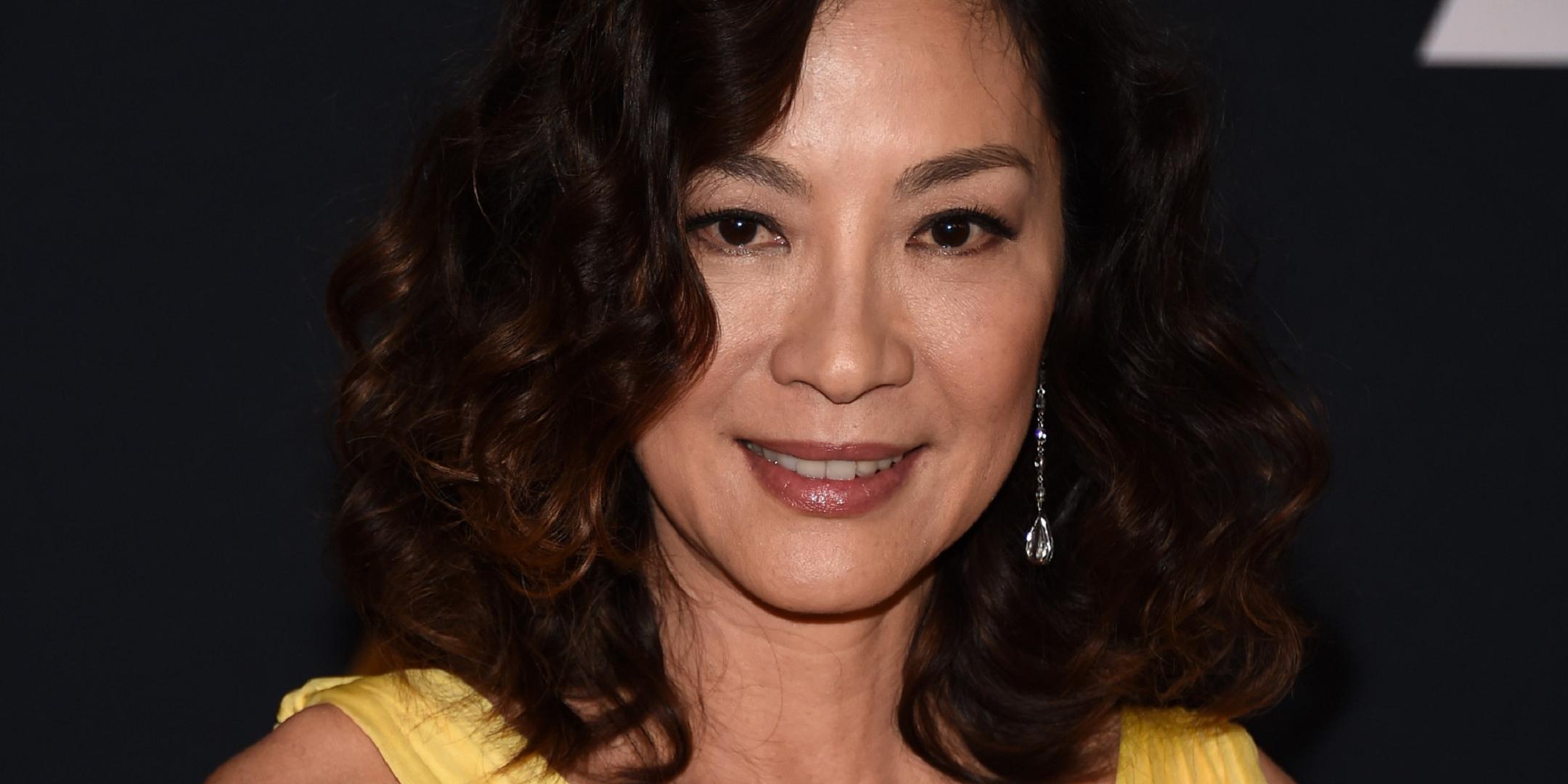 Michelle Yeoh W...