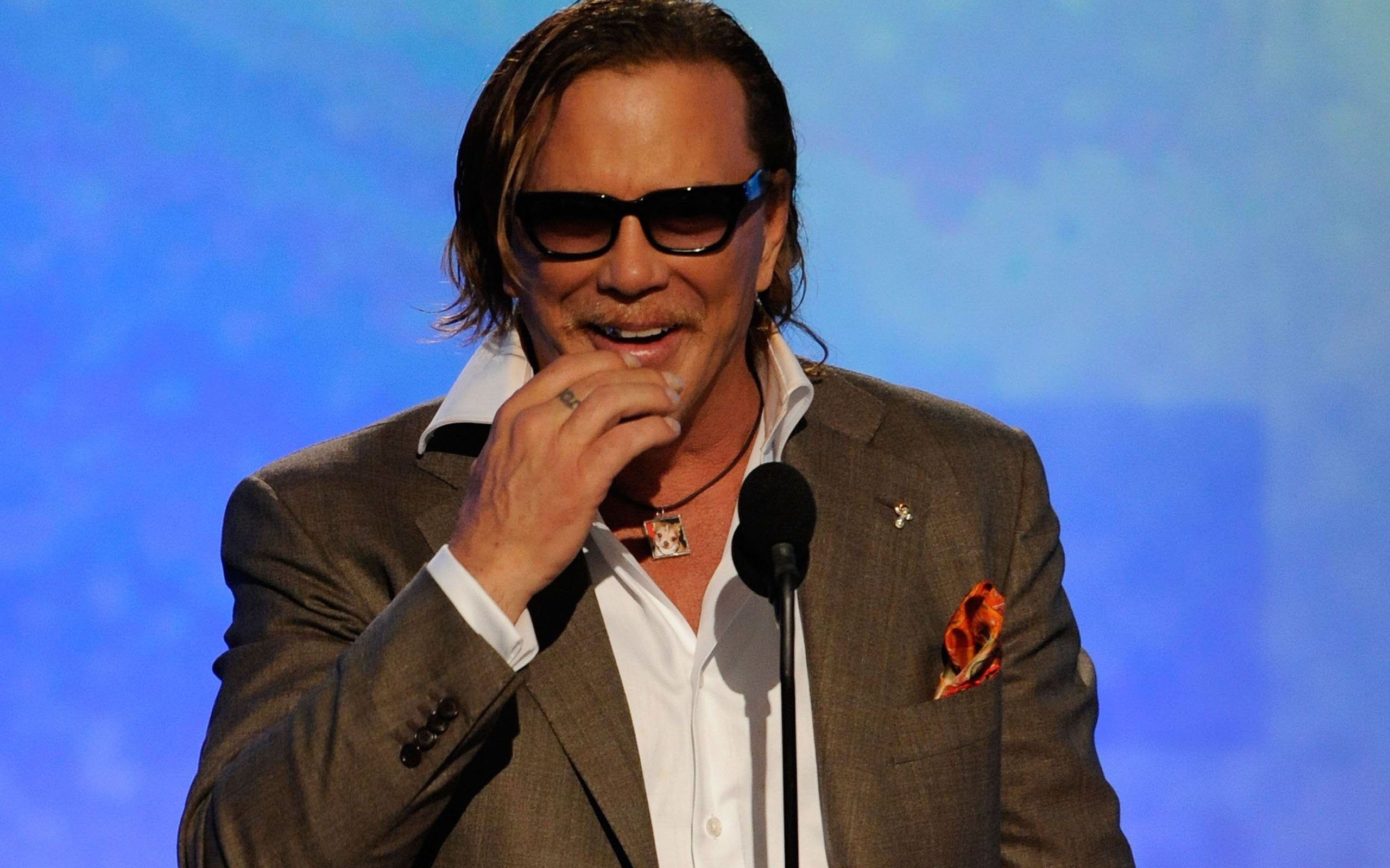 Mickey Rourke Wallpape...