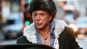 Mickey Rourke Full Hd