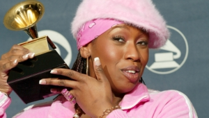 Missy Elliott High Definition
