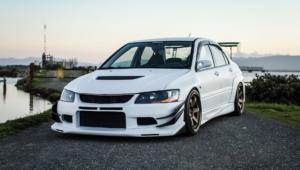 Mitsubishi Lancer Evolution Hd Background
