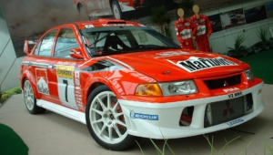 Mitsubishi Lancer Evolution Hd Wallpaper