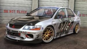 Mitsubishi Lancer Evolution High Definition