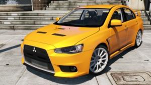 Mitsubishi Lancer Evolution Pictures