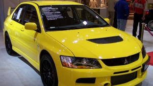 Mitsubishi Lancer Evolution Widescreen