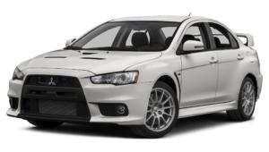 Mitsubishi Lancer Evolution Full Hd