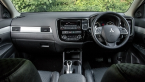 Mitsubishi Outlander Phev Hd Wallpaper