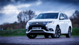 Mitsubishi Outlander Phev Widescreen