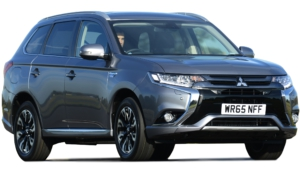 Mitsubishi Outlander Phev For Desktop